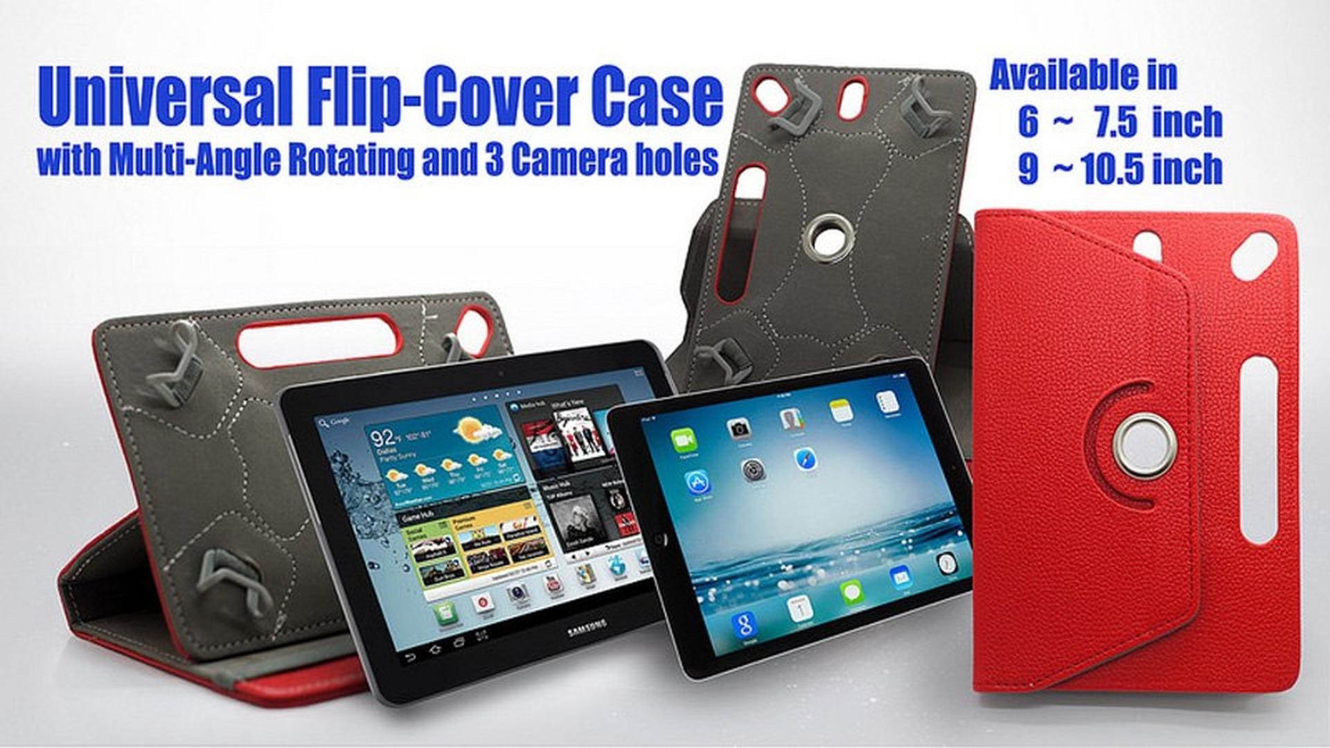 Universals Filp-Cover Case